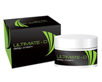 Ultimate-D Delay Cream